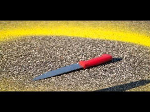 DEUTSCHLAND: Zahl der Messerangriffe seit 2014 gestie ...
