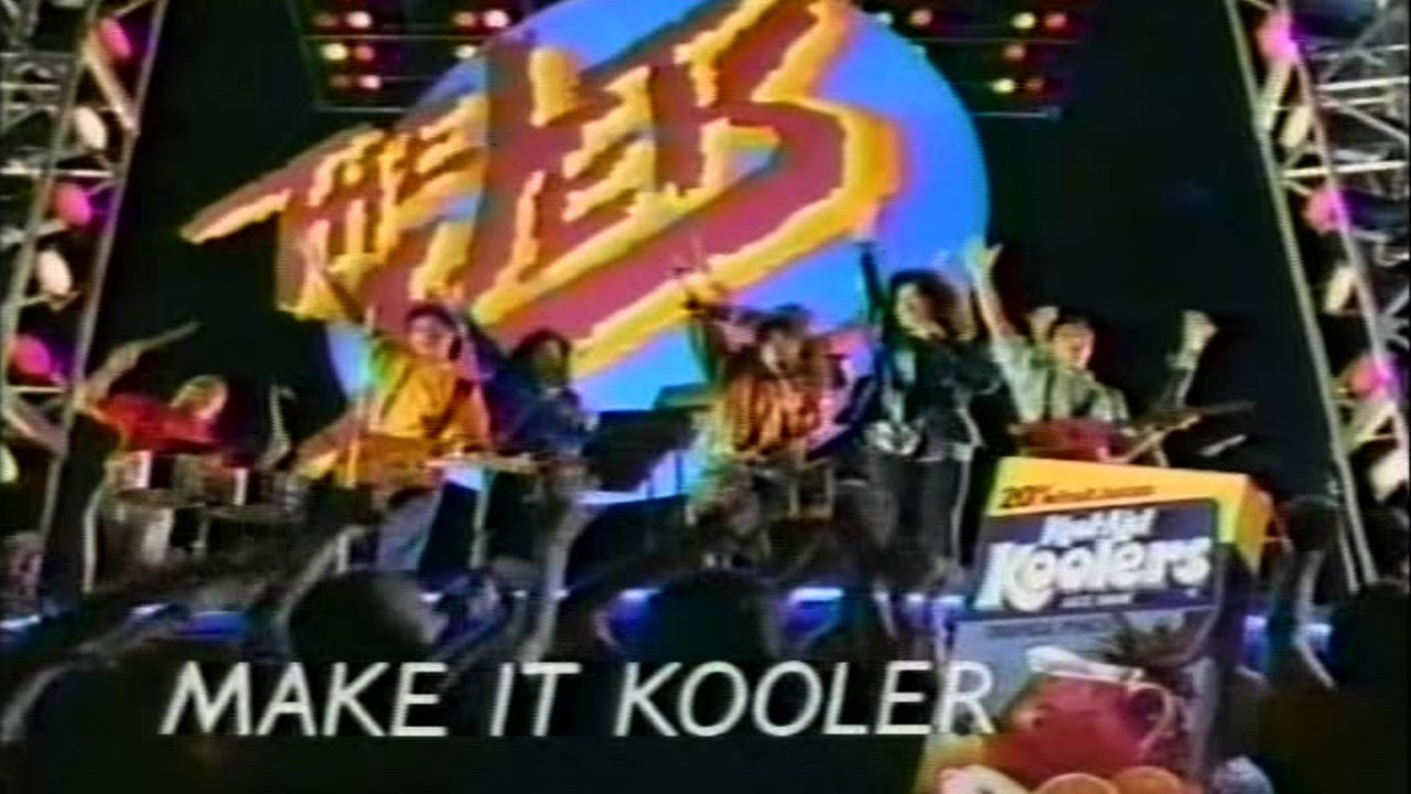 <strong>Kool-Aid Koolers</strong><br>by The Jets<br>