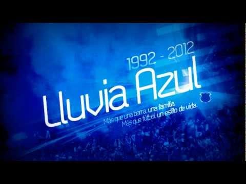 BLUE RAIN 20 AÑOS - LLUVIA AZUL CD 2012 - Blue Rain - Millonarios