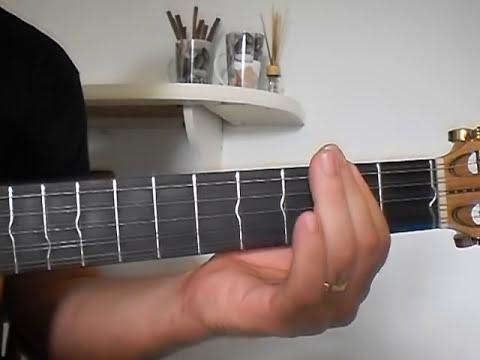Variações em Pagodes de Viola - Notas E, A e B7. André Salles Matogrosso