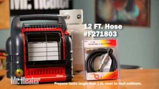 mh18b big buddy portable heater mr heater videos