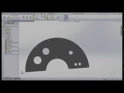 Using SolidWorks Costing for Formula SAE and other Design Presentations