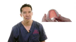 Replacing all teeth, and lower denture problems