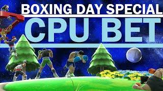 Boxing Day Special: CPU Gambling