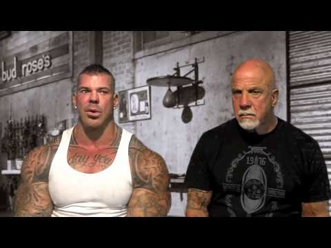 Ric & Rich Piana Post Cycle Therapy and the uses as seen before.