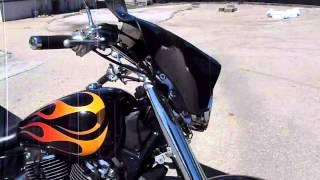 8. SDA 916381. 2007 Honda VT1100c Shadow Sabre