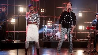 Fitz and The Tantrums Perform 'HandClap' Video
