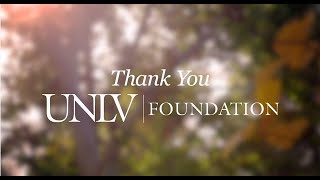 2014 UNLV Foundation Holiday Video