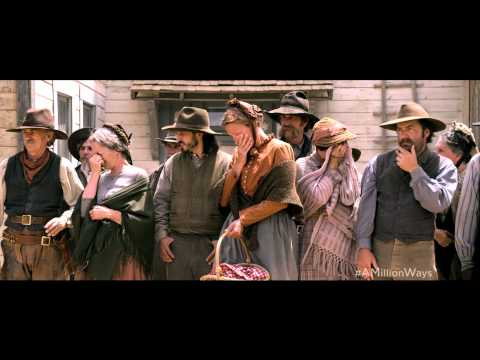 A Million Ways to Die in the West (Red Band TV Spot 'Outlaws')