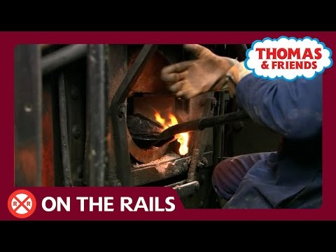 The Fireman | On The Rails | Thomas & Friends