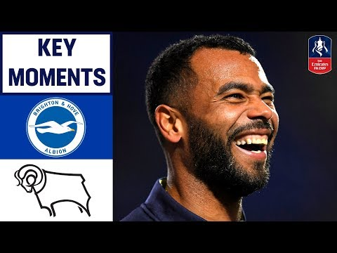 Brighton 2-1 Derby | Key Moments| Emirates FA Cup 18/19 - Thời lượng: 2 phút, 3 giây.