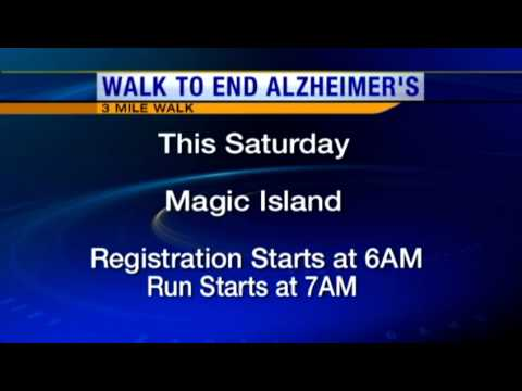 Oahu Walk To End Alzheimer's