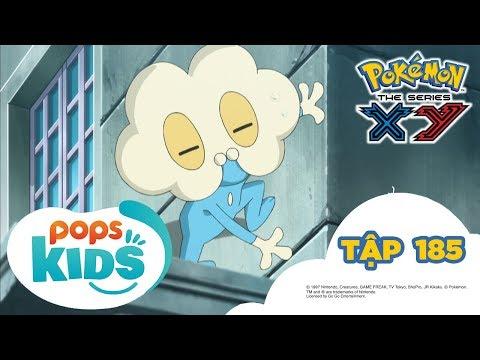 Pokémon Tập 185 - Tiến Đến Vùng Đất Kalos! - Hoạt Hình Tiếng Việt Pokémon S17 XY - Thời lượng: 21:53.