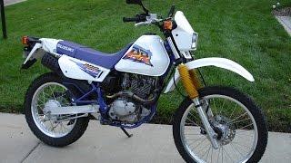 10. 1996 Suzuki Dr200 Test Ride