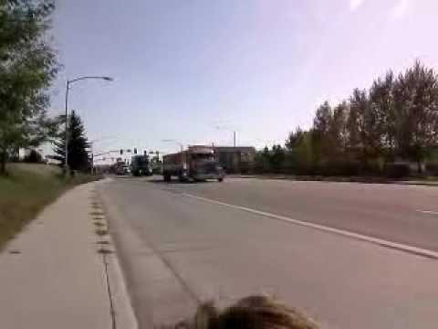 World's Longest Truck Convoy