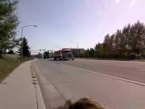 World's Longest Truck Convoy