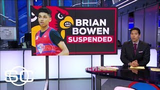Video Louisville's Brian Bowen suspended for accepting money | SportsCenter | ESPN MP3, 3GP, MP4, WEBM, AVI, FLV November 2017