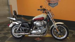 8. 431438   2012 Harley Davidson Sportster 883 SuperLow   XL883L - Used motorcycles for sale