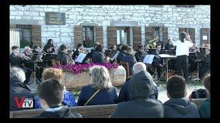 Concerto solstizio d'estate Malga Mariech