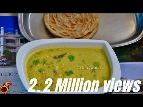 Hotel Saravana Bhavan Style Veg Kurma|| Zero Oil Healthy Vegetable Kuruma ||Ep 159