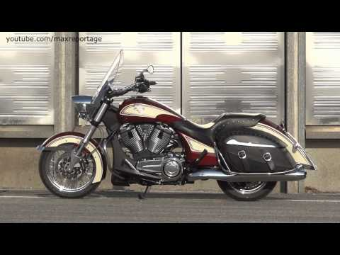 Comparatif Customs MJ: GUZZI California - HD Switchback - VICTORY Cross Roads Classics