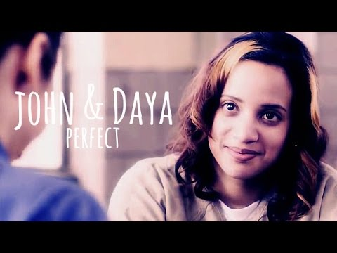 orange is the new black - daya diaz & john bennet