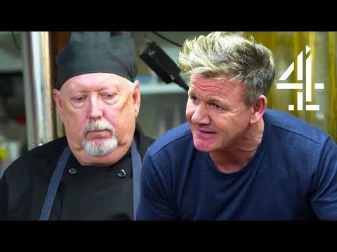 Chef FIRED After Gordon Ramsay Inspects Kitchen!! | Gordon Ramsay's 24 Hours To Hell and Back