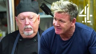 Chef FIRED After Gordon Ramsay Inspects Kitchen!!   Gordon Ramsay's 24 Hours To Hell and Back