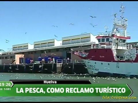 Turismo pesquero, Isla Cristina