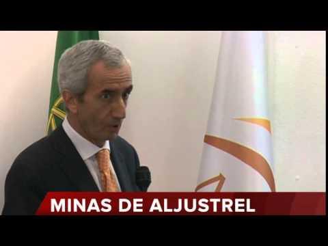 45 MILHÕES PARA AS MINAS DE ALJUSTREL.