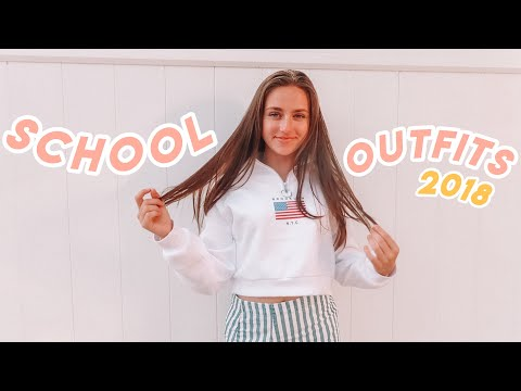 Video Back To School Outfit Ideas | 2018 - 2019 download in MP3, 3GP, MP4, WEBM, AVI, FLV January 2017
