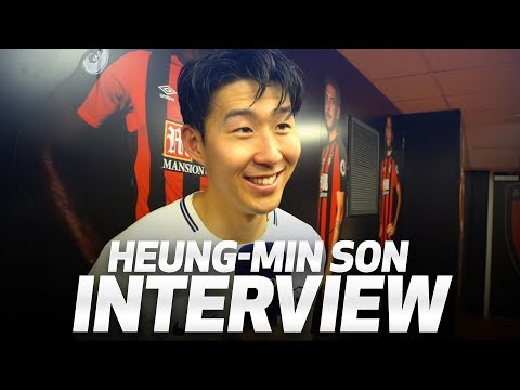 Video: HEUNG-MIN SON ON BOURNEMOUTH WIN |