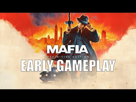 Mafia: Definitive Edition - Gameplay Walkthrough - Part 1 (Early Gameplay)