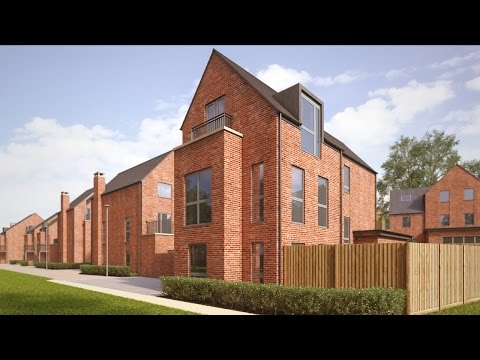 Taylor Wimpey at Millbrook Park, Mill Hill