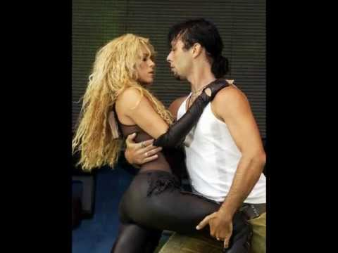 Shakira In Hot Leather Sex
