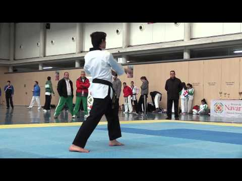 Taekwondo Cto. Navarro Poomsae (12)