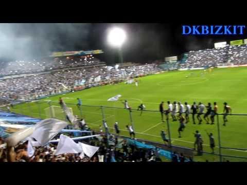 [HD] Gran Recibimiento Atlético Tucumán Vs. Palmeiras - La Inimitable - Atlético Tucumán