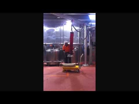 Phoenix Lifting Vacuum Lifting System