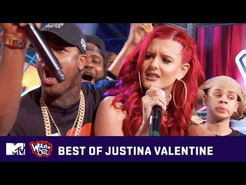 Justina Valentine's TOP Freestyles, Clapbacks & Best Moments! (Vol. 1) | Wild 'N Out | MTV