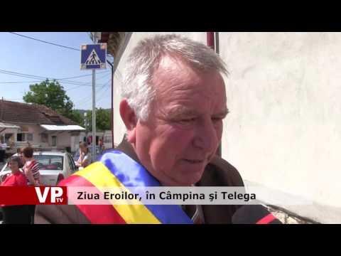 Ziua Eroilor, în Câmpina şi Telega