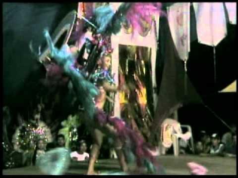 1º princesa do carnaval de terra alta helen 2010