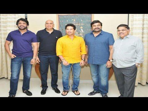 Sachin Tendulkar, Chiranjeevi and Nagarjuna now own a team together!    ISL