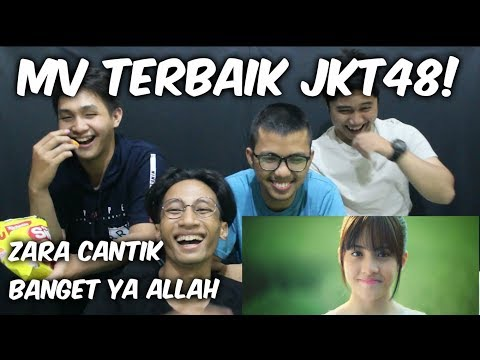 VIDEO REACTION | [MV] Everyday, Kachuusha - JKT48 (Story Version)