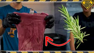 Can You Tie-Dye Clothes With Cabbage? by The King of Random