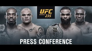 Video UFC 235: Jones vs Smith Press Conference MP3, 3GP, MP4, WEBM, AVI, FLV Februari 2019