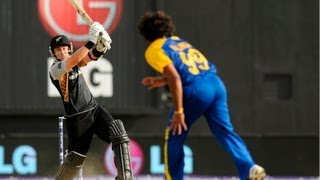 Cricket TV - New Zealand Win Champions Trophy 2013 Thriller Against Sri Lanka - Cricket World TV
