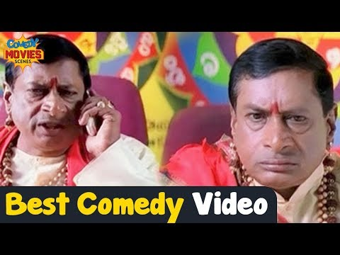 Hindi Comedy Videos | MS Narayan Comedy Video | Hindi Comedy Scenes | Hum Se Hai Zamana Film