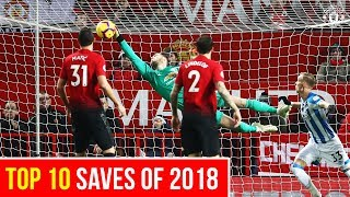 Download Video Top 10 | Saves of 2018 | Manchester United | Best of 2018 MP3 3GP MP4