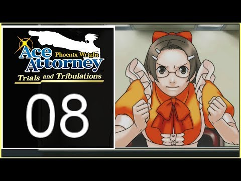 Phoenix Wright: Trials and Tribulations - Episode 8 | Investigation [Recipe for Turnabout]