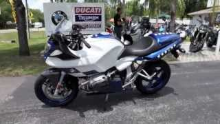 9. 2004 BMW R1100S Boxer Cup Replica at Euro Cycles of Tampa Bay